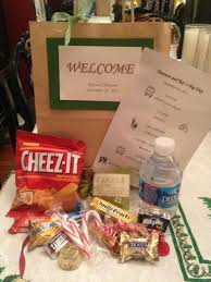 hotel welcome bags hotel welcome bags reunion goodie bags family