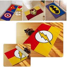 Avengers Rug The Avengers Super Hero Non Slip Bathroom Floor Mat Bath Carpet
