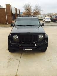 jeep liberty light bar jeep led bar crowdbuild for