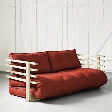 canap futon convertible funk 160 naturel futon achat vente canapé