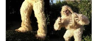 abominable snowman costume yeti abominable snowman costumes for rent by mcavene