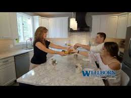 wellborn kitchen cabinets at curtis lumber youtube