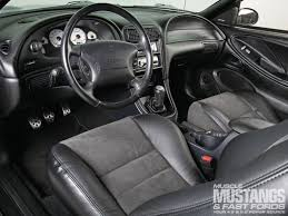 2004 Ford Mustang Black 1998 Ford Mustang Cobra Interior Restoration Photo U0026 Image Gallery