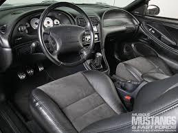 1998 ford mustang cobra interior restoration photo u0026 image gallery