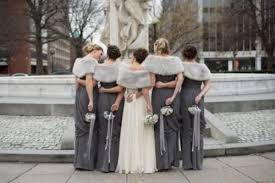 25 enchanting winter wedding ideas in grey shades weddingomania