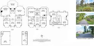 787 Floor Plan by 5 Bedroom Detached House For Sale In Leggatts Park Little Heath
