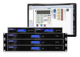 symetrix prism open architecture dante digital signal processors