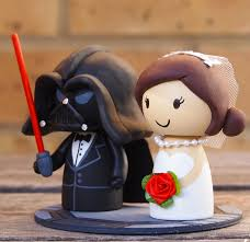 wars wedding cake topper ten amazing wars wedding cake toppers the i do moment