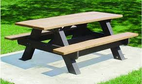 Maxwell Recycled Plastic Picnic Tables Kirbybuilt Products