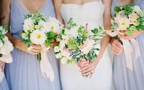 Bridesmaids Bouquets 5 Tips For Choosing Wedding Flowers