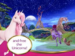 mia and me free the unicorns app ranking and store data app annie
