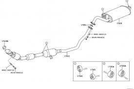 1998 toyota corolla engine diagram 1998 toyota corolla exhaust diagram category exhaust diagram