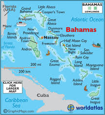 bahamas on a world map bahamas map geography of bahamas map of bahamas worldatlas