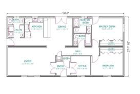 Home Office Floor Plan by 34 Office Home Plans Office Or Playroom House Plans Floor