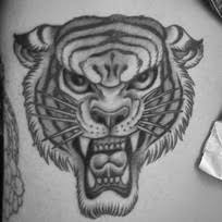 tattoos tagged with tiger marked tattoo ideas