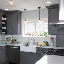 gray kitchen walls with white cabinets grey kitchen ideas photos houzz