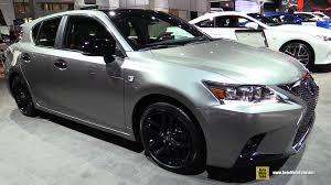 lexus ct200h tires 2016 lexus ct200h f sport exterior and interior walkaround