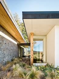 home in california stone and cedar home nestled among napa u0027s magical vineyards