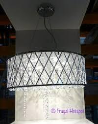 Costco Ceiling Lights Stylecraft 3 Light Floor Lamp Costco Frugalhotspot Decor