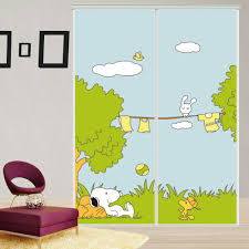 glass door stickers personalized size pvc self adhesive contact paper door sticker