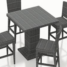 Bar Height Patio Furniture by 17 Best Pub Height Patio Furniture Images On Pinterest Outdoor