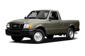 2005 ford ranger new car test drive