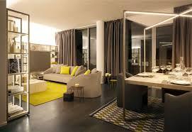 modern apartment with hidden led lighting by matteo nunziati