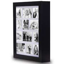 jewelry box wall mounted cabinet amazon com ikee design jewelry cabinet photo frame wall mounted