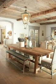 sala da pranzo country agriturismo interno rustico sala da pranzo con tavoli stile chic