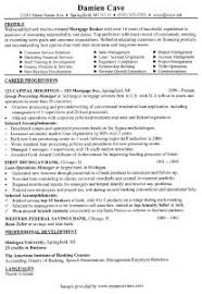 Real Estate Agent Resume Example by Gorgeous Ideas Real Estate Broker Resume 10 Mortgage Broker Resume