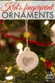 the 25 best family fingerprint ornament ideas on pinterest we