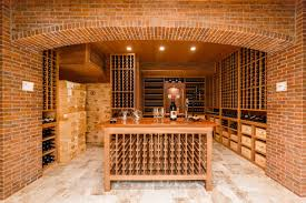 fancy design home wine cellar designs ergonomic for a the design