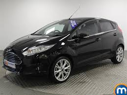 used ford fiesta titanium x 1 0 cars for sale motors co uk
