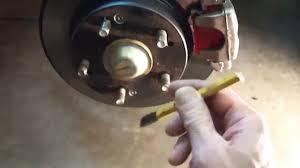 2007 honda accord rotors honda accord brake caliper rear 2003 2007 replacement