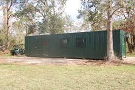 15 awesome shipping container hunting cabins legendary whitetails