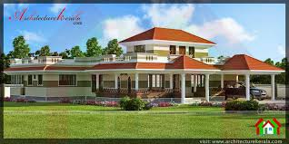traditional style kerala house in 3000 sqft architecture kerala