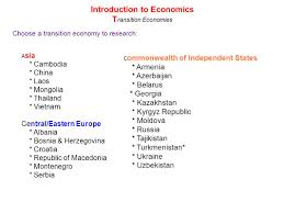 Introduction To Russia by Unit 1 Introduction To Economics Ppt Download