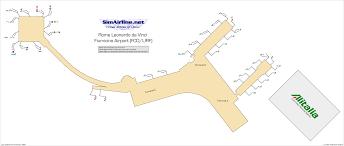 Map Of Philadelphia Airport Swissair Virtual Destinations