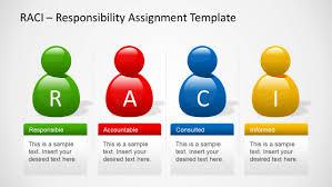 Raci Powerpoint Template Slidemodel Rasci Matrix Template