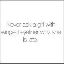 Eyeliner Meme - expert tips for applying flawless eyeliner