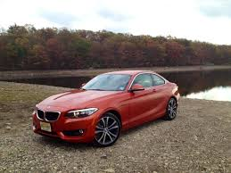 228i bmw 2015 bmw 228i xdrive coupe scares its luxury rivals ny daily