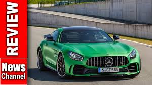 news 2018 mercedes amg gt r youtube
