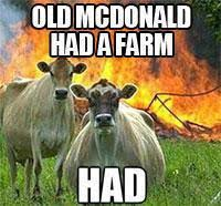 Funny Cow Memes - best of the evil cows meme smosh
