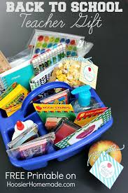 Teacher Gift Basket Back To Teacher Gift Ideas Tales Of Beauty For Ashes