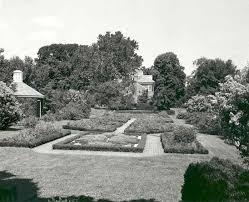 Colonial Revival Corbit Sharp House U0027s Colonial Revival Garden Historic Odessa