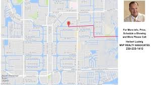 Cape Coral Florida Map 1401 Se 13th St Cape Coral Fl Presented By Herbert Ludwig Youtube