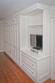 Canada Romantic Storage And Bedrooms - Wall closet design