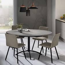 table de cuisine en stratifié table cuisine design lovely table ronde cuisine cozy stratifie