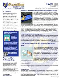 How Many Of These Powerful by Excalibur Technology Newsletter U2013 June 2017 Excalibur Technology