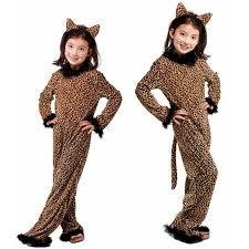 Leopard Halloween Costumes Girls Costumes Leopard Promotion Shop Promotional Costumes Leopard